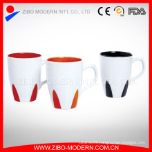 Wholesale Promotional 18oz Color Inside Ceramic Coffee Mug
